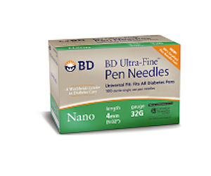 Bd ultra fine pen needles coupons