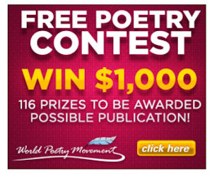 Open Amateur Poetry Contest