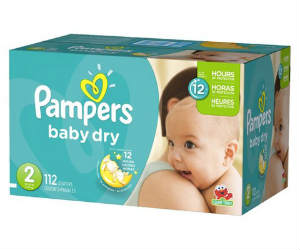 pampers rewards login