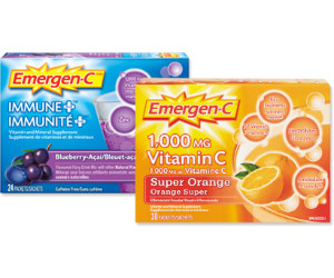 Emergen c flavour packets 5 off coupon printable coupons for The crafts outlet coupon code