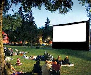 Outdoor Movies