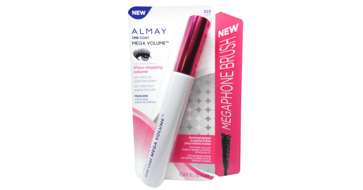 graphic relating to Almay Coupon Printable called Almay $2 Off Mega Amount of money Mascara Coupon - Printable Discount codes