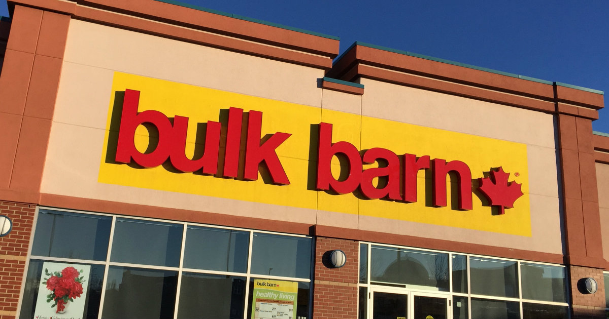 Bulk Barn - Coupon for 25% Off Regular Price Products