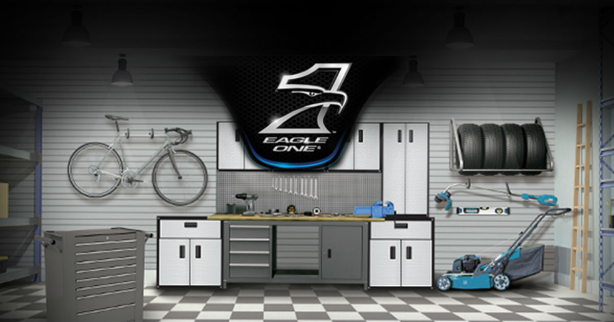 Ultimate garage sweepstakes