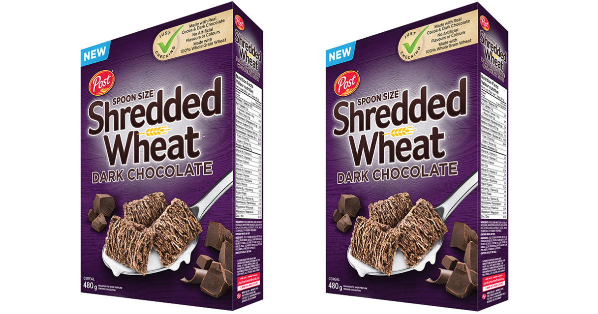 Shredded Wheat Dark Chocolate