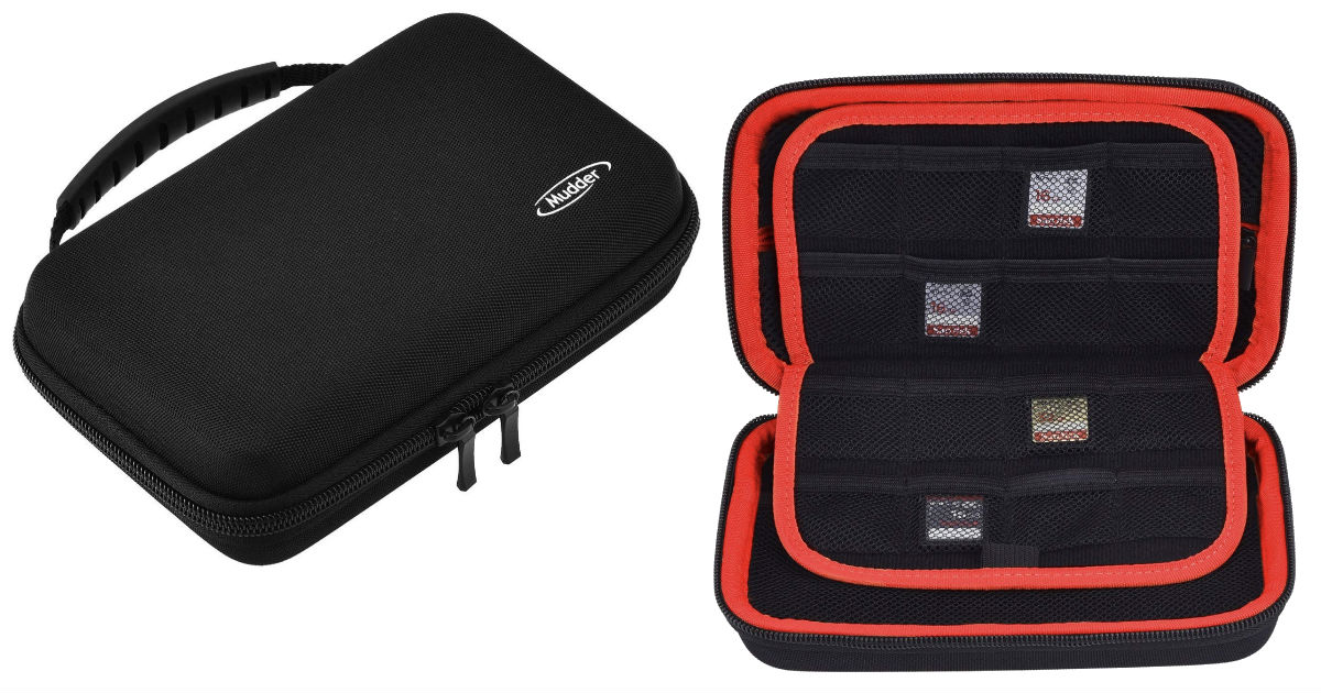 Protective Travel Carrying Case for Nintendo 3DS ONLY $3.99
