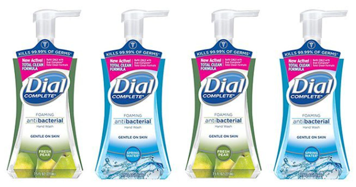 Dial Complete Liquid Hand Soap