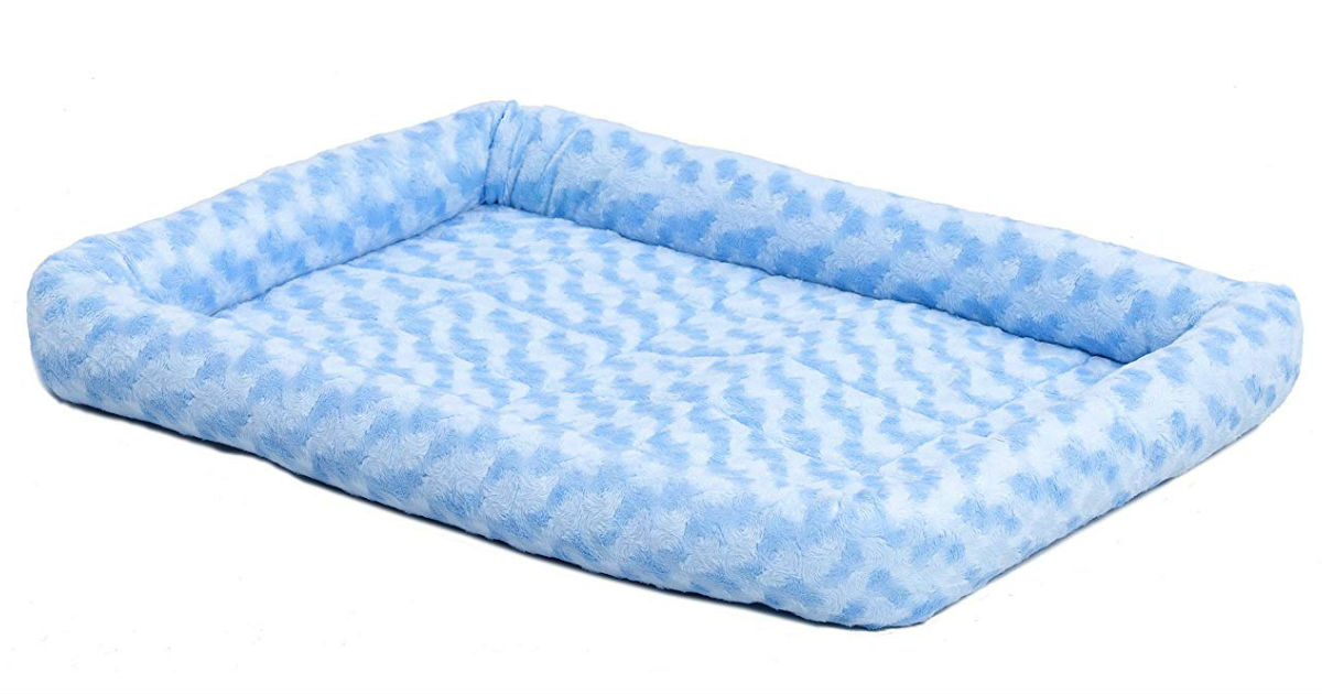 MidWest Deluxe Bolster Pet Bed ONLY $9.22 (Reg. $18)