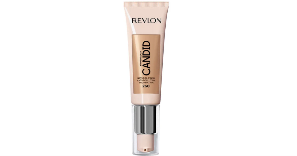 graphic about Revlon Printable Coupon titled Coupon towards Help you save $4.00 Off Just one Revlon PhotoReady Candid