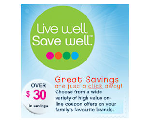 Live Well Save Well