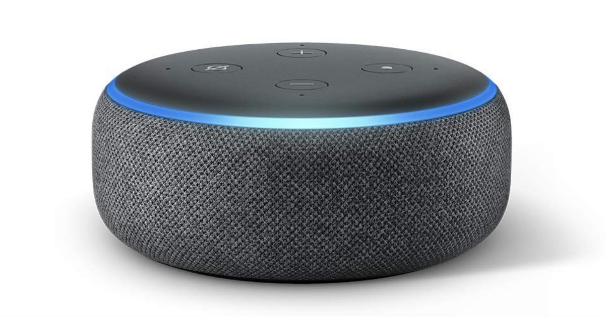 Echo Dot at Amazon
