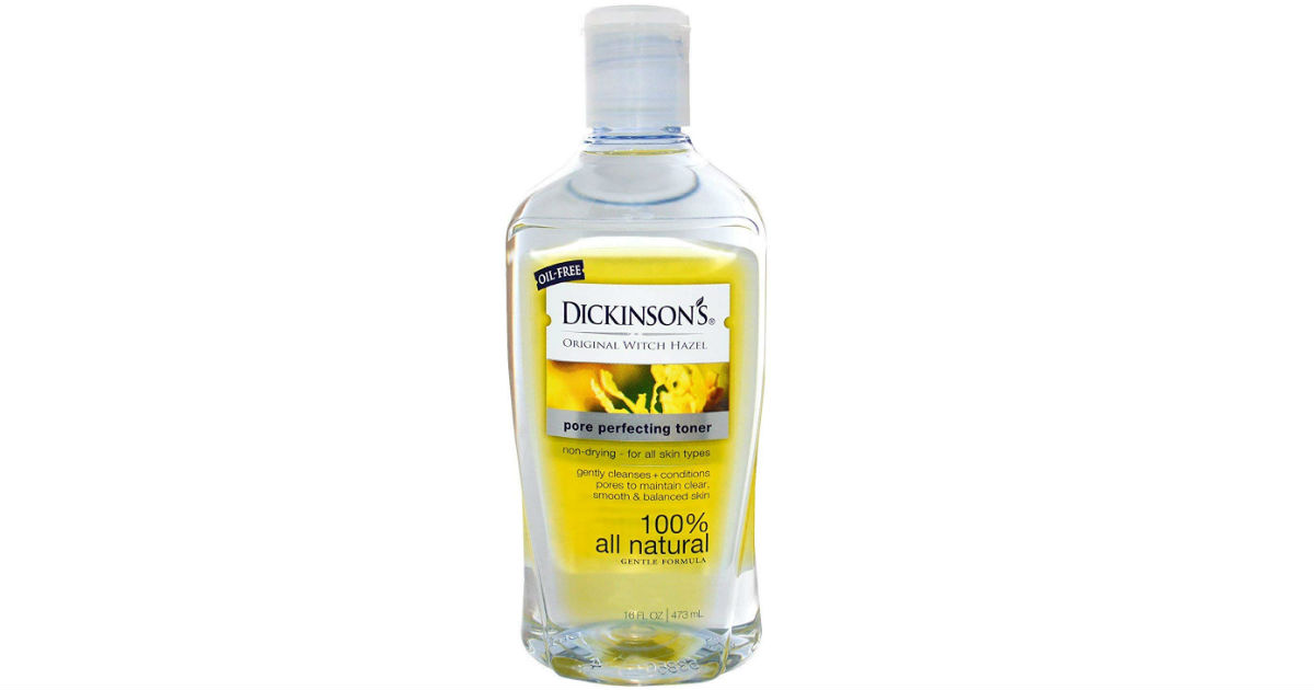 Dickinson's Original Perfecting Toner ONLY $2.84 Shipped