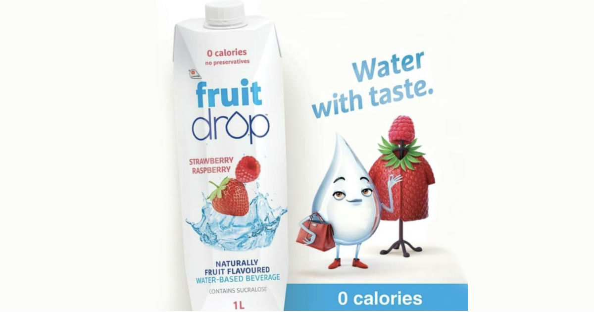 Fruit Drop Coupon