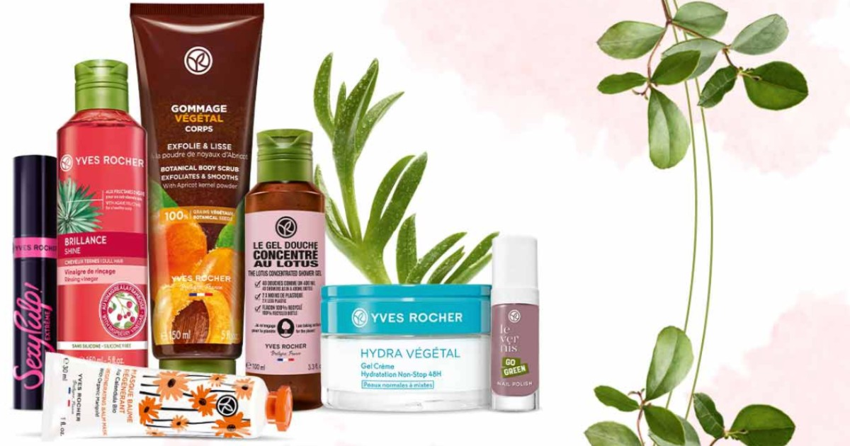 Yves Rocher Contest