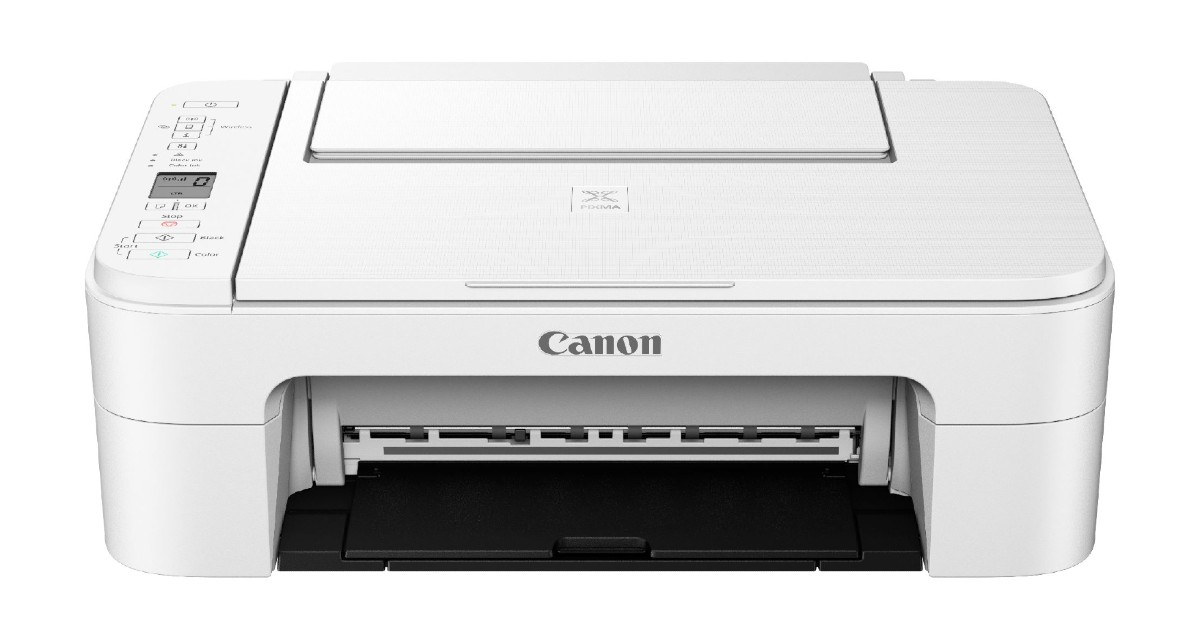 Canon Wireless All In One Printer ONLY $19 (Reg. $44)