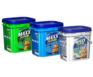 Qualify for a FREE Purina Maxx Scoop Small Spaces Cat Litter Kit ...