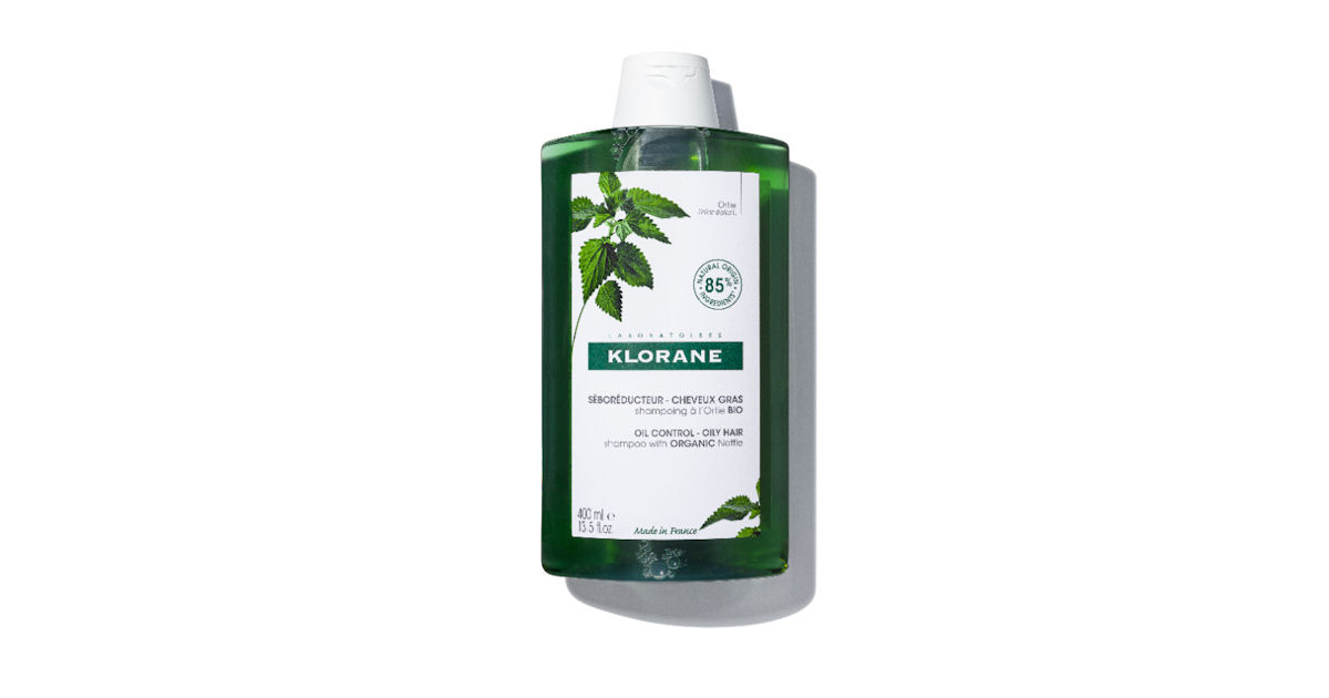 Free Klorane Shampoo With Nettle