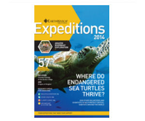 Earthwatch Expedition Guide