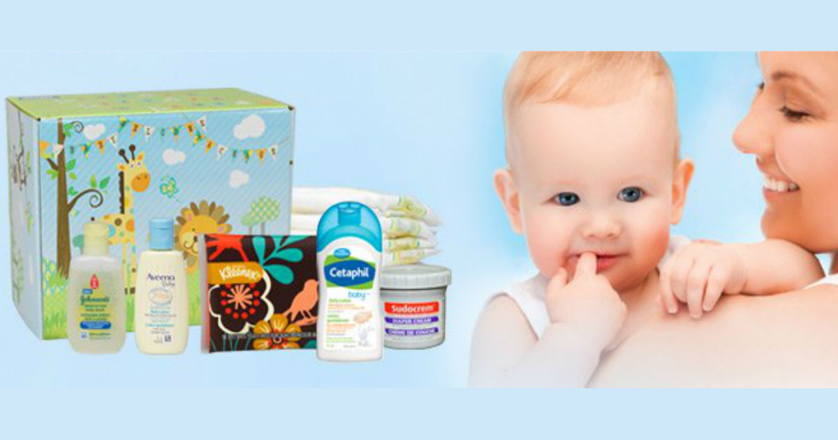 Free London Drugs Baby Welcome Package!