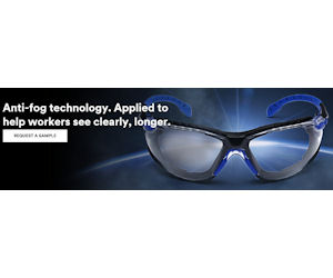 ad220c6ba42 Free Pair of 3M Scotchgard Anti-Fog Coating Safety Glasses - Free ...