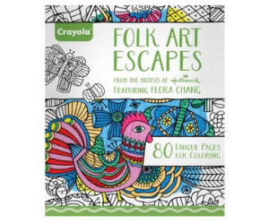 Save 50% off Adult Coloring Book at Target with Cartwheel ...